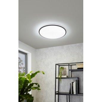 Eglo MARUNELLA Lámpara de Techo LED Blanca, 1 luz