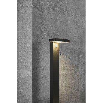 Nordlux RICA Lámpara solare LED Negro, 1 luz