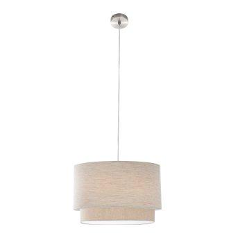 Nino-Leuchten Lee Lámpara Colgante Gris, 1 luz