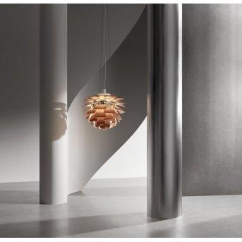 Louis Poulsen PH Artichoke Colgantes LED Cromo, 1 luz