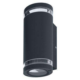 LEDVANCE ENDURA Aplique para exterior Antracita, 2 luces