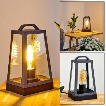 Zakopane Lámpara de mesa Antracita, 1 luz