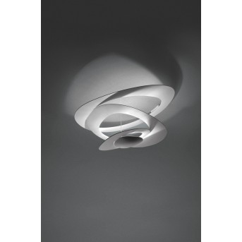 Artemide Pirce Mini Lámpara de Techo Blanca, 1 luz