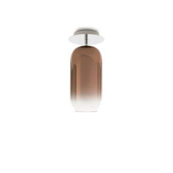 Artemide Gople Mini Lámpara de Techo Aluminio, 1 luz