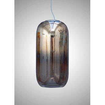 Artemide Gople Lámpara Colgante Aluminio, 1 luz
