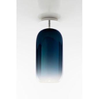Artemide Gople Lámpara de Techo Aluminio, 1 luz