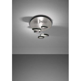 Artemide Mercury Mini Lámpara de Techo LED Cromo, 1 luz