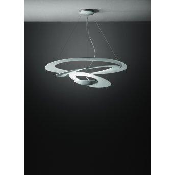 Artemide Pirce Lámpara Colgante LED Blanca, 1 luz