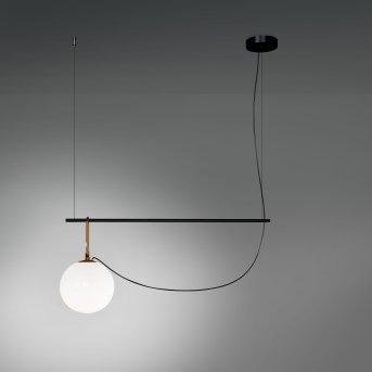 Artemide nh S2 22 Lámpara Colgante Latón, 1 luz