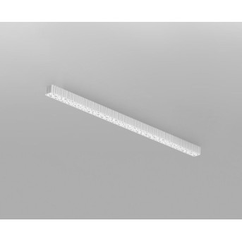 Artemide Calipso Linear Lámpara de Techo LED Blanca, 1 luz