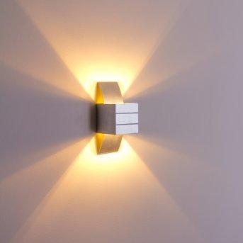 Baltimore Aplique Aluminio, 1 luz
