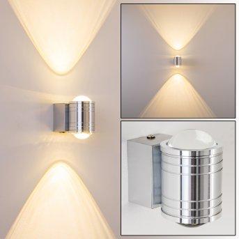 Florenz Lámpara para baño LED Aluminio, 2 luces