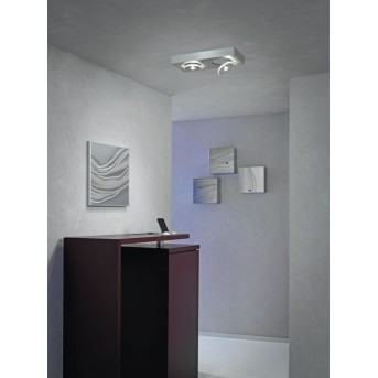 Escale SPOT IT Lámpara de techo LED Aluminio, 2 luces
