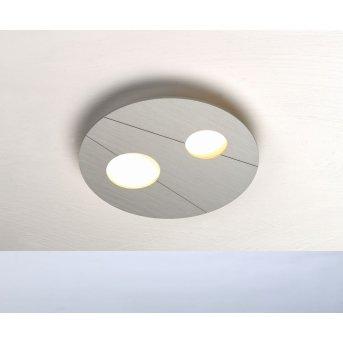 Bopp GRAFICO Lámpara de Techo LED Aluminio, 2 luces