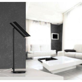 Faro Link Lámpara de mesa Negro, 1 luz