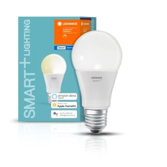LEDVANCE SMART+ LED E27 9 Watt 2700 Kelvin 800 Lumen