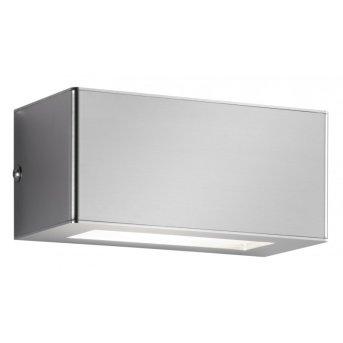 Cmd Aqua Stone Aplique LED Acero inoxidable, 2 luces