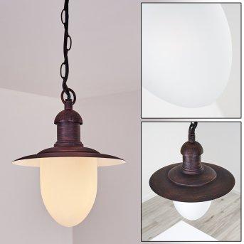 Surnu Lámpara para exterior Color óxido, 1 luz