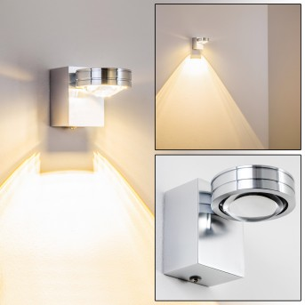 Florenz Lámpara para baño LED Aluminio, 1 luz