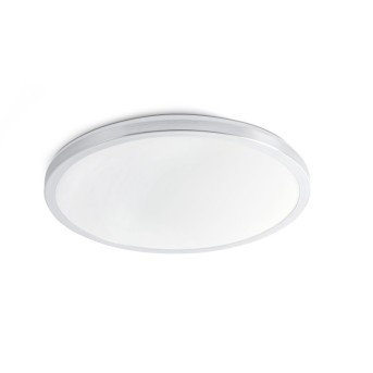 Faro Barcelona Foro Lámpara de Techo Aluminio, 1 luz