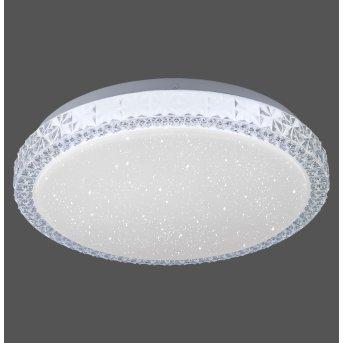Leuchten Direkt FRIDA Lámpara de Techo LED Transparente, claro, 1 luz