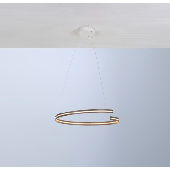 Bopp BREAK Lámpara Colgante LED Antracita, 1 luz