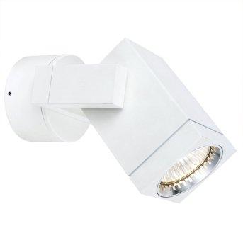 KS Verlichting Cubic Aplique Blanca, 1 luz