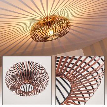 Oravi Lámpara de Techo Cobre, 1 luz