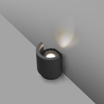 Faro Barcelona Noboru Proyector Gris, 1 luz