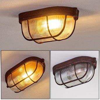 Catawba Lámpara de Techo Color óxido, 1 luz