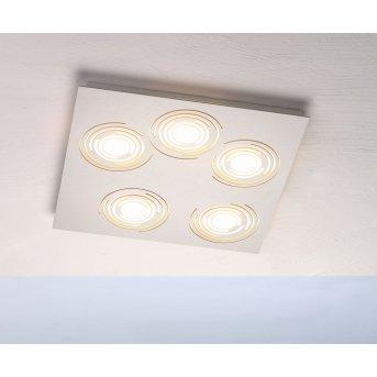 Bopp GALAXY COMFORT Lámpara de Techo LED Aluminio, 5 luces