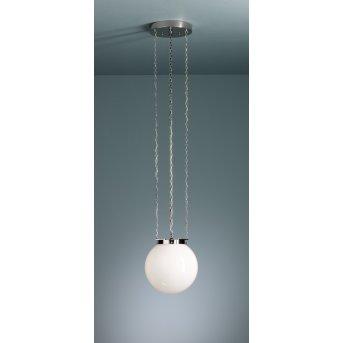 Tecnolumen HMB 27 Lámpara de techo Níquel brillo, 1 luz