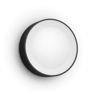 Philips Hue White & Color Ambiance Daylo Aplique LED Negro, 1 luz