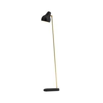 Louis Poulsen VL38 Lámpara de Pie LED Negro, 1 luz
