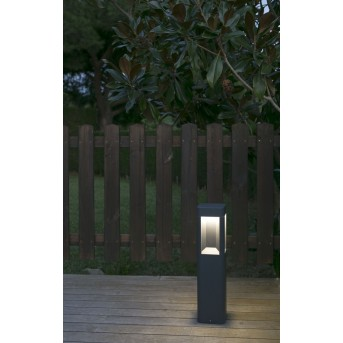 Faro Naya Iluminación de camino LED Antracita, 1 luz