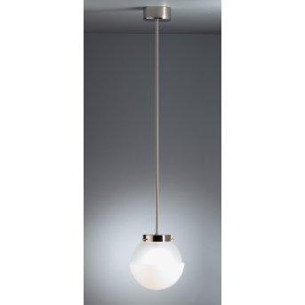 Tecnolumen HMB 29-250 Lámpara colgante Níquel brillo, 1 luz