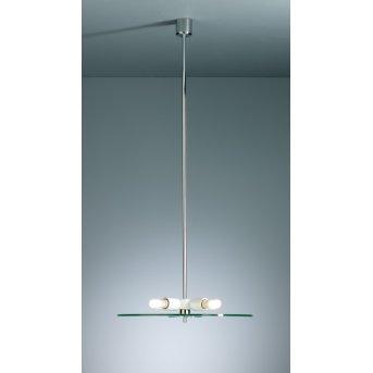 Tecnolumen HP 28-500 Lámpara colgante Cromo, 4 luces