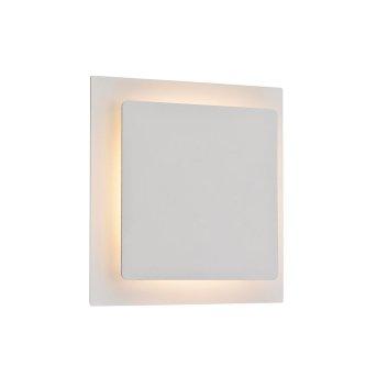 WOFI FEY Aplique LED Blanca, 1 luz