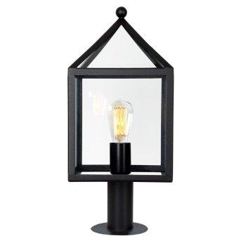 KS Verlichting Bloemendaal Poste de Jardín Negro, 1 luz