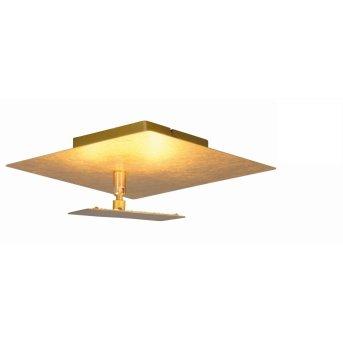 Näve Firenze Lámpara de Techo LED dorado, 1 luz