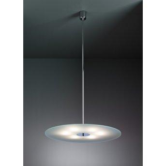 Tecnolumen HP 28-700 Lámpara colgante Cromo, 6 luces