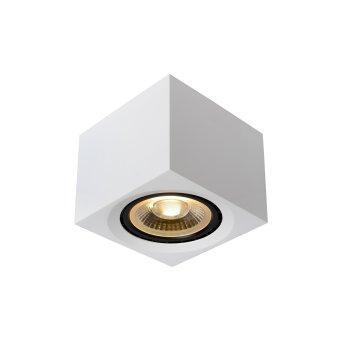 Lucide FEDLER Lámpara de Techo Blanca, 1 luz