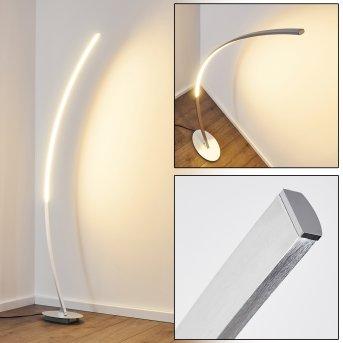 Antares Lámpara de Pie LED Cromo, 1 luz