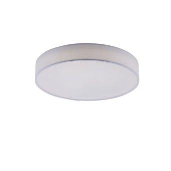 Lámpara de Techo Trio Leuchten WiZ DIAMO LED Blanca, 1 luz, Mando a distancia, Cambia de color