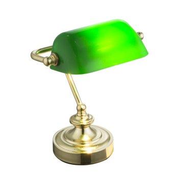 Globo TL Lámpara de Mesa Latón, 1 luz