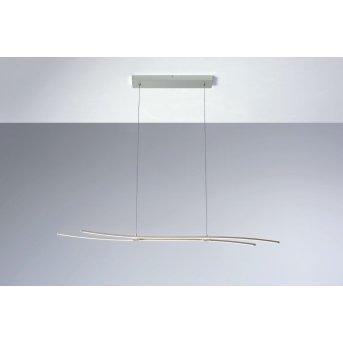 Bopp Flow Lámpara Colgante LED Aluminio, 1 luz