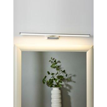 Lucide ONNO Lámpara de espejos LED Cromo, 1 luz