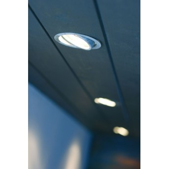 Nordlux TIP Lámpara empotrable Galvanizado, 1 luz
