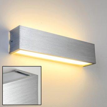Olbia Aplique LED Aluminio, 1 luz