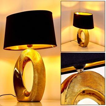 Rovio Lámpara de Mesa dorado, 1 luz